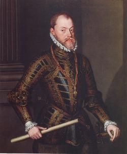 O Rei da Espanha, Filipe II, toma o trono de Portugal, instituindo a União Ibérica