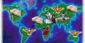 geografia das religioes