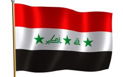 bandeira do iraque