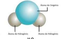 molecula da agua