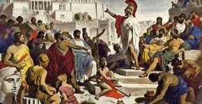 A constituição da cidadania clássica e o regime democrático ateniense