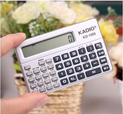 Como usar uma calculadora científica